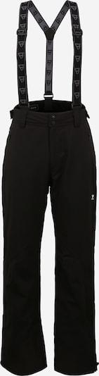 Pantaloni outdoor 'Damiro' BRUNOTTI pe negru, Vizualizare produs