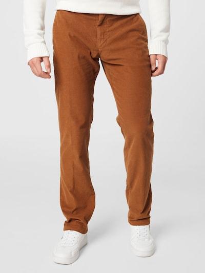 TOMMY HILFIGER Chino Pants 'DENTON' in Auburn, View model