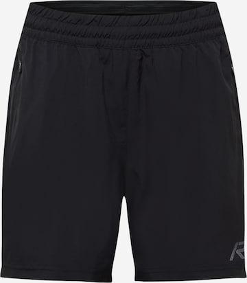 Pantalon de sport Rukka en noir