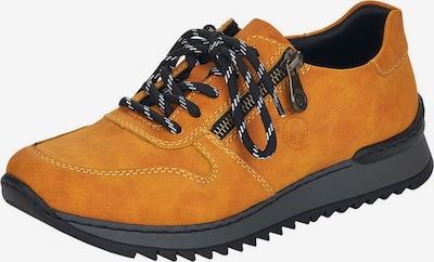 RIEKER Athletic Lace-Up Shoes in Ochre, Item view