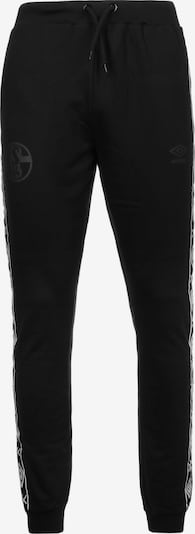 UMBRO Functionele broek in de kleur Zwart, Productweergave