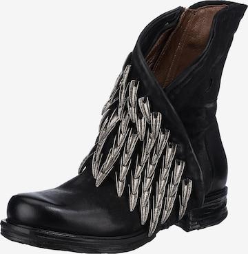 A.S.98 Boots '259279-0102' in Schwarz
