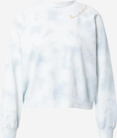 BILLABONG Sweater majica 'SUN SHRUNK' u azur / zlatna / bijela, Pregled proizvoda