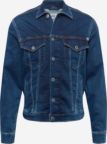 Pepe Jeans Kevad-sügisjope 'PINNER', värv sinine