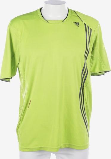 ADIDAS T-Shirt in M in hellgrün, Produktansicht