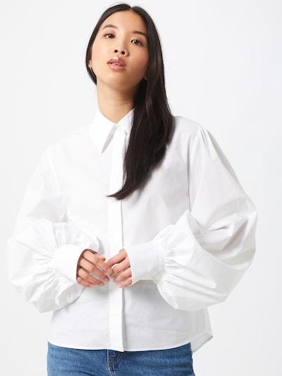 Palaidinė iš IVY & OAK , spalva - balta, Modelio vaizdas