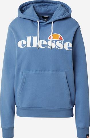 ELLESSE Sweatshirt 'Torices OH' in Blue