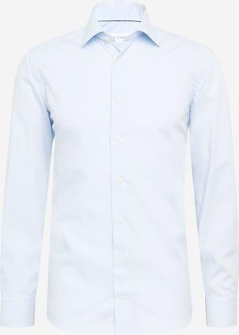 Camicia di ETON in blu