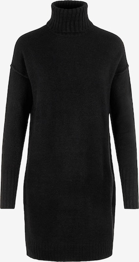 Rochie tricotat 'LUCI' VERO MODA pe negru, Vizualizare produs
