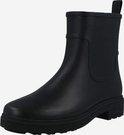 Calvin Klein Bottes en caoutchouc en noir, Vue avec produit