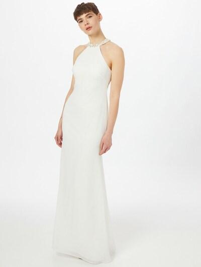 STAR NIGHT Kleid in weiß, Modelansicht