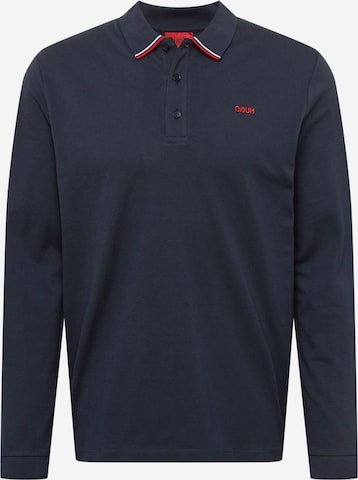 T-Shirt 'Donol' HUGO en bleu