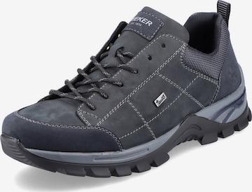 Chaussure de sport à lacets RIEKER en bleu