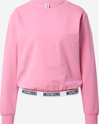 világos-rózsaszín / fekete / fehér Moschino Underwear Tréning póló, Termék nézet