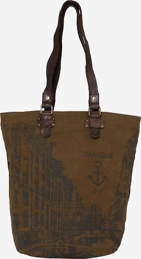 "Harbour 2nd ""Shopper"" tipa soma 'Pauli', krāsa - brūns / melns, Preces skats"