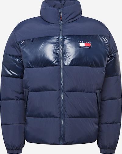 Tommy Jeans Overgangsjakke i navy / rød / hvid, Produktvisning
