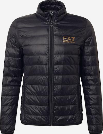 EA7 Emporio Armani Jacke in gold / schwarz, Produktansicht