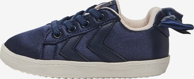 Hummel Sneaker Low in blau, Produktansicht