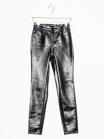 GUESS Lederhose in XS/29 in schwarz, Produktansicht