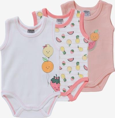 Boley Body in gelb / grasgrün / rosa, Produktansicht