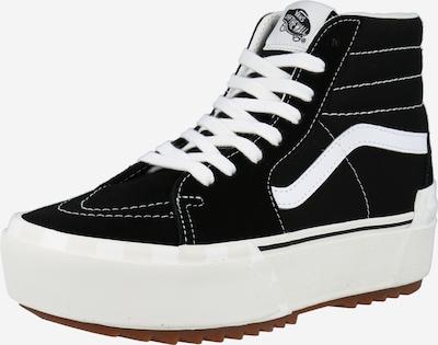 VANS Sneakers hoog 'UA SK8-Hi Stacked' in de kleur Zwart / Wit, Productweergave