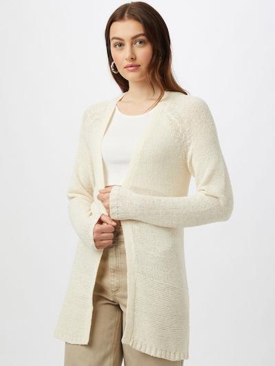 Soyaconcept Cardigan 'GLENDA 2' en beige, Vue avec modèle