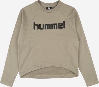 Hummel Sweatshirt 'GRACE' in oliv / schwarz, Produktansicht
