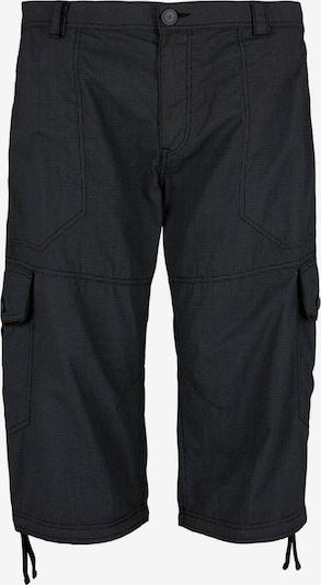 TOM TAILOR Men + Shorts in schwarz, Produktansicht