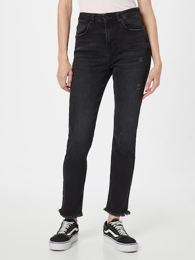 Jeans 'Pia' LTB pe negru, Vizualizare model