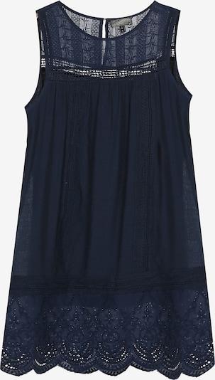 DreiMaster Vintage Robe d'été en marine, Vue avec produit