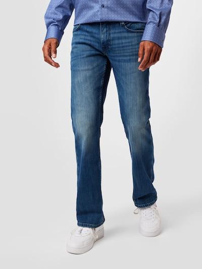 MUSTANG Jeans in blue denim, Modelansicht