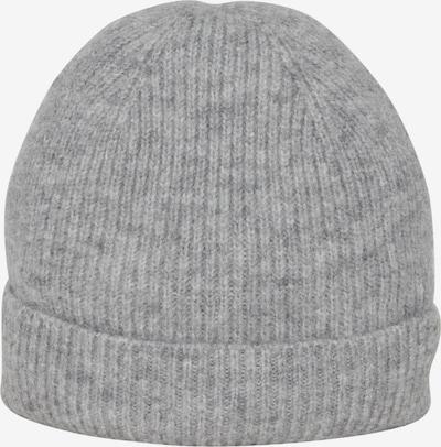 ICHI Mütze 'IAIVO HO' in grau, Produktansicht