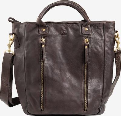 DuDu Handtasche in braun, Produktansicht