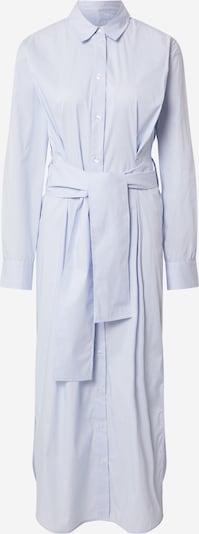 MADS NORGAARD COPENHAGEN Blousejurk 'Deedee' in de kleur Lichtblauw / Wit, Productweergave