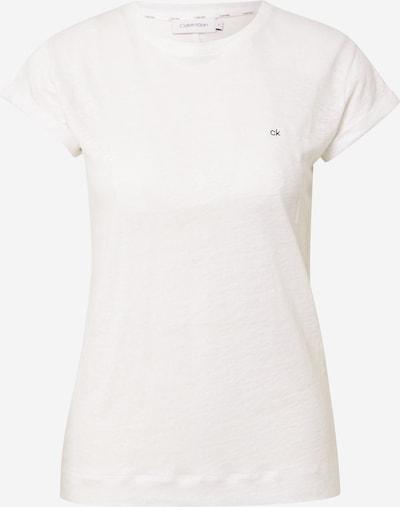 Calvin Klein Tričko - bílá, Produkt