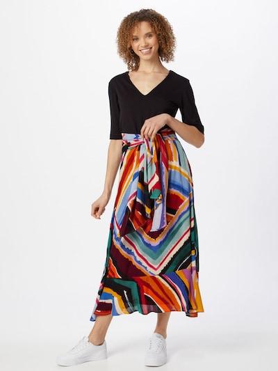 Derhy Kleid 'SUBITO' in mischfarben / schwarz, Modelansicht
