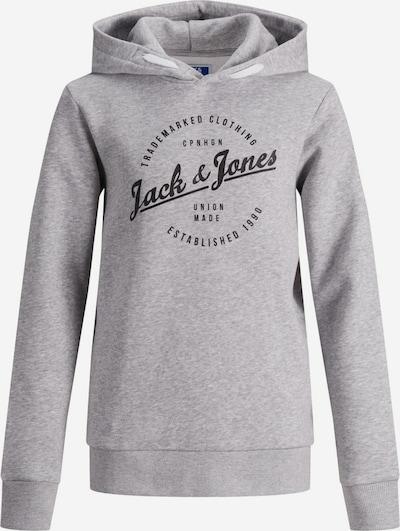 Jack & Jones Junior Trui in de kleur Grijs, Productweergave