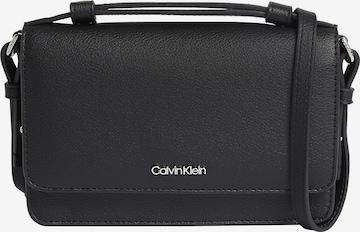 Calvin Klein Portemonnaie in Schwarz