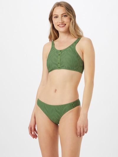 ROXY Bikini 'LOVE SONG' in de kleur Groen, Modelweergave