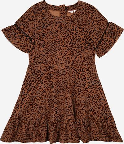 GAP Šaty - karamelová / černá, Produkt