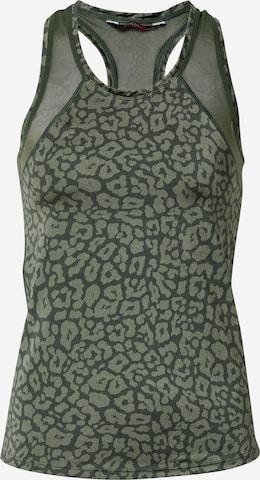 HKMX Funksjonsskjorte i grønn