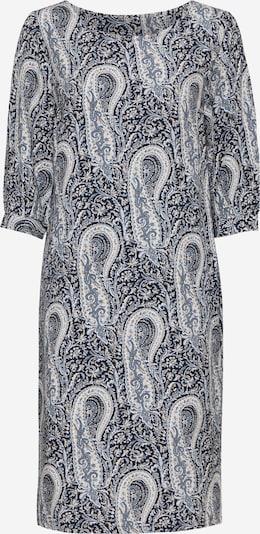 Soyaconcept Kleid 'OLGA' in rauchblau / kobaltblau / puder / weiß, Produktansicht