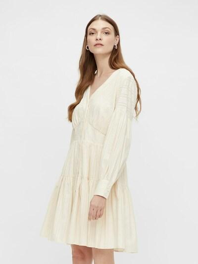 Y.A.S Tall Kleid 'Unitta' in creme, Modelansicht