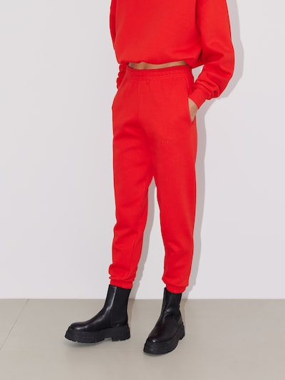LeGer by Lena Gercke Pants 'Ruby' in Red, View model