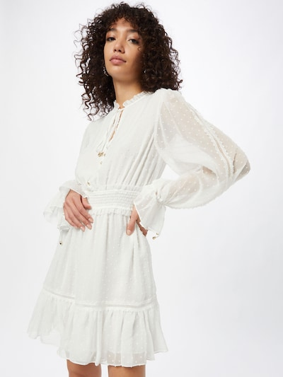 fehér Forever New Ingruhák 'Kacey', Modell nézet