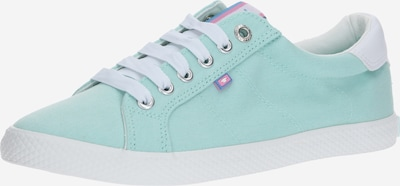 TOM TAILOR Sneaker in mint, Produktansicht