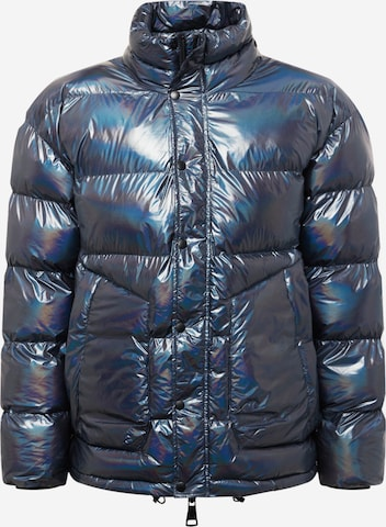FREAKY NATION Jacke 'Ice Man' in Silber