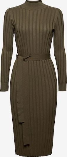 ESPRIT Strickkleid in khaki, Produktansicht