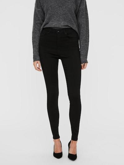 VERO MODA Jeans 'VMSOPHIA' i svart, På modell