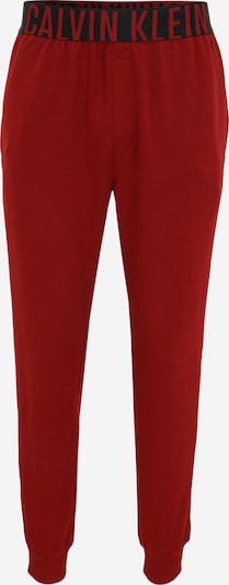 Calvin Klein Underwear Hose in dunkelblau / rot, Produktansicht